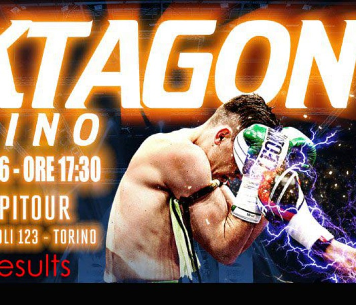 Live results: Oktagon 2016 / Bellator Kickboxing – MMA – Turin, Italy – 16th April 2016
