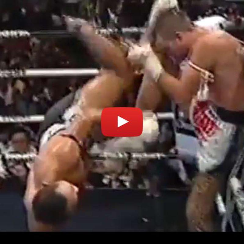 Videos: Thai Fight Samui – 30 April 2016