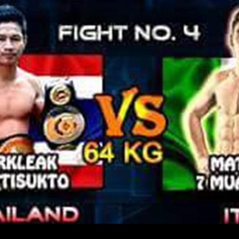 Flash News: Naruto Banchamek forfaits, new opponent for Mathias Gallo Cassarino at Super Muay Thai