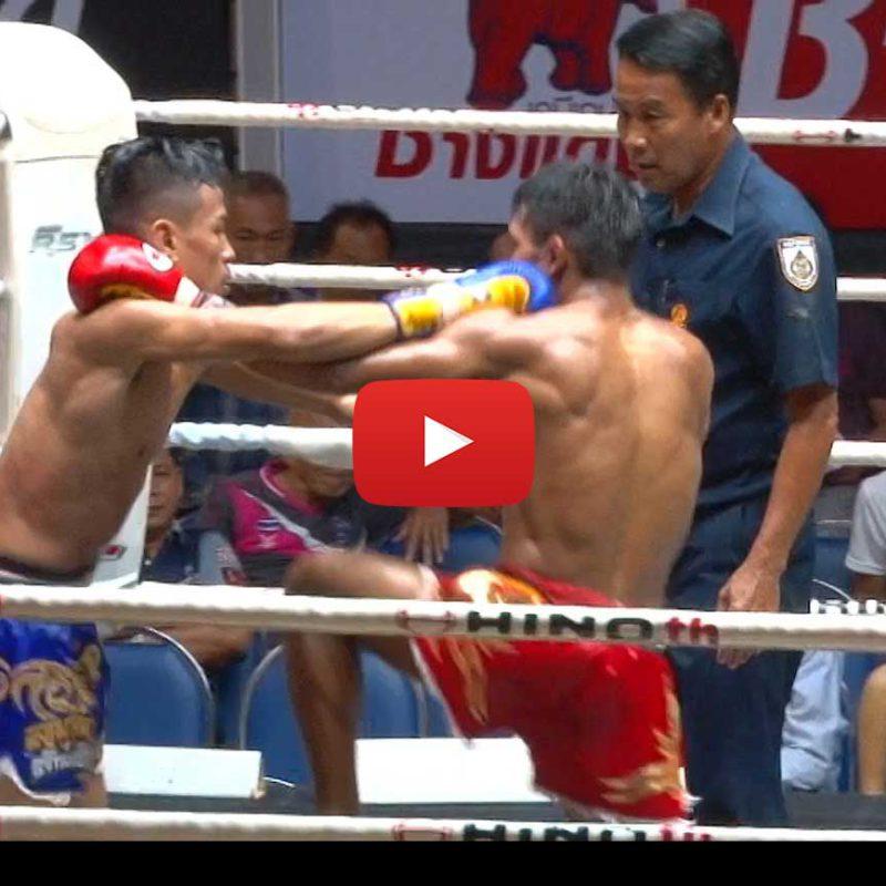 Video: Jakdao vs Sprinter, Worawute vs Famai, Watcharapon vs Boonchana – Lumpinee – 10/05/2016
