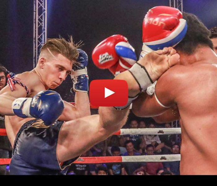 Video: Mathias Gallo Cassarino vs Markleak Sittisukto – Super Muay Thai – 29/05/2016