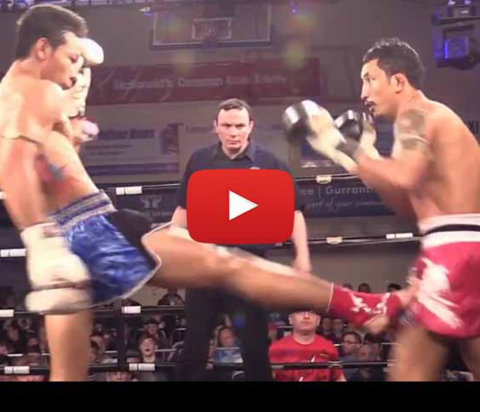 Video: Pakorn PKSaenchai vs Littewada Sitthikul – Siam Warriors Super fights – Irlanda – 20/02/2016