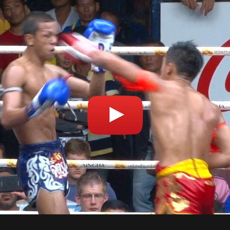 Videos / Results:  Sangmanee vs Panpayak etc – Rajadamnern Stadium – 2nd May 2016