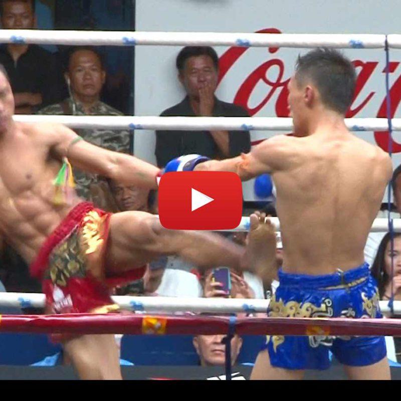 Videos / Results: Sam-D vs Luktoy and more at Rajadamnern Stadium – 23 May 2016