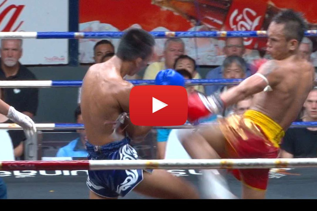 Videos: Wanchalong vs Kaokarat and Pichitchai vs Kengklar – Rajadamnern Stadium – 2nd May 2016