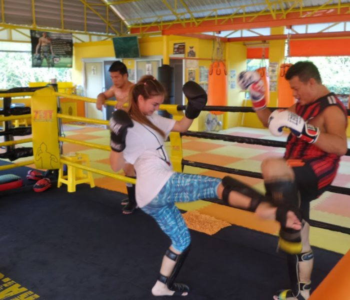 (English) Towards the real Muay Thai: Doubts and fears of a beginner | Part 1