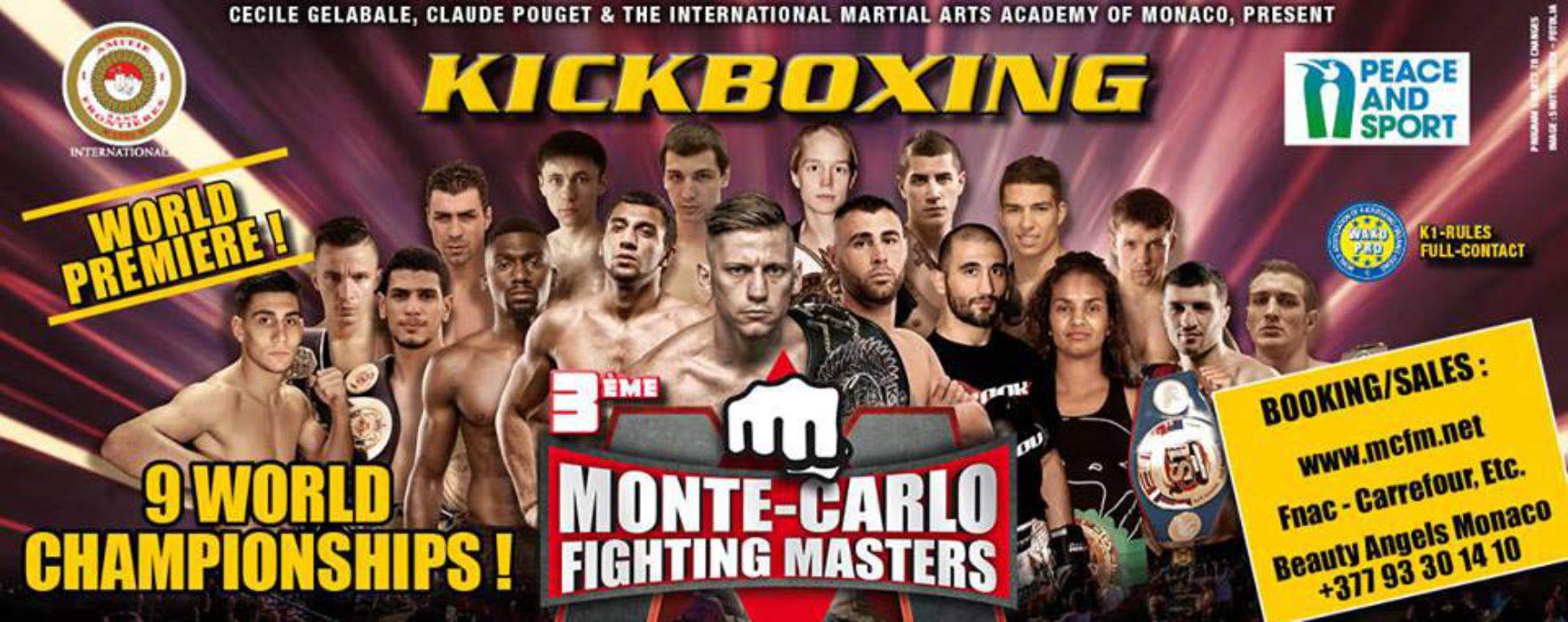 Card: Boughanem, Petrosyan, Kehl, Salvador, Allazov, Casella etc at Monte Carlo Fighting Masters 3 – 24/06/16