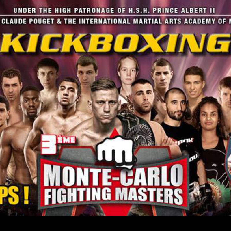 Results: Monte Carlo Fighting Masters 3 – 24th June 2016