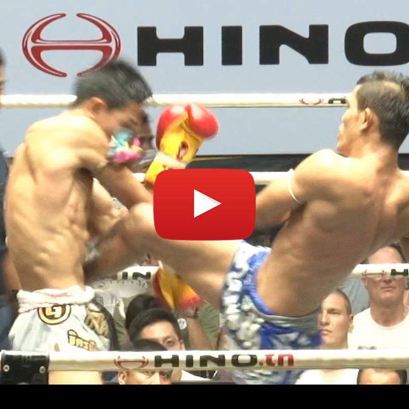 Videos / Results: Kengla vs Jakdao, Rambo vs Yodpanumrung – Lumpinee – 28 June 2016