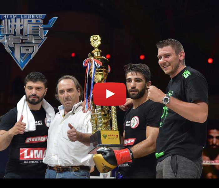 Videos / Results: Marat Grigorian KO's Steve Moxon – Legend of Emei 9 – 05/06/2016