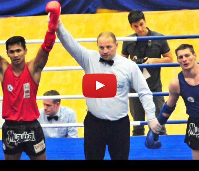 (English) Video: Petchboonchu, Superbon, Kulebin etc – IFMA Muay Thai 2016 – Jonkoping, Sweden