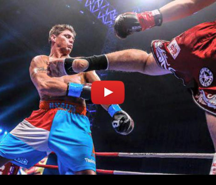(English) Videos / Results: Albert Kraus vs Li Zhuang – Kunlun Fight 46 – 26 June 2016