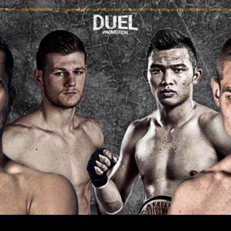 Flash News: Fabio Pinca vs Andrei Kulebin – Wicked1 Duel – Paris – 17th September 2016