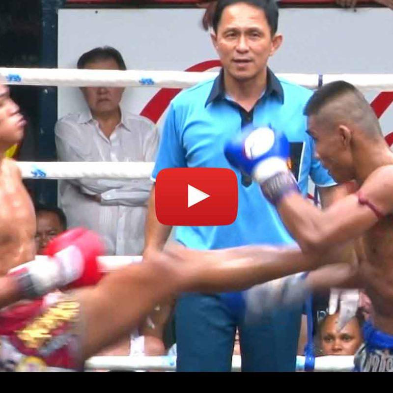 Videos: Thanonchai vs Sangmanee Sor.Tienpo, Muangthai vs Thaksinlek etc – Rajadamnern – 21/07/2016
