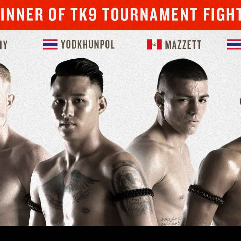 Card: Thongchai, Yodwicha, Galaoui, Varets, Sana etc at TopKing World Series 10 (TK10) – 20th August 2016