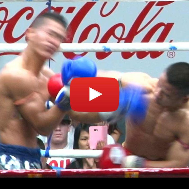 Videos / Results: Phanpayak vs Yodlekphet, Pet-U-Tong vs Bangpleenoi etc – Rajadamnern – 18/07/2016