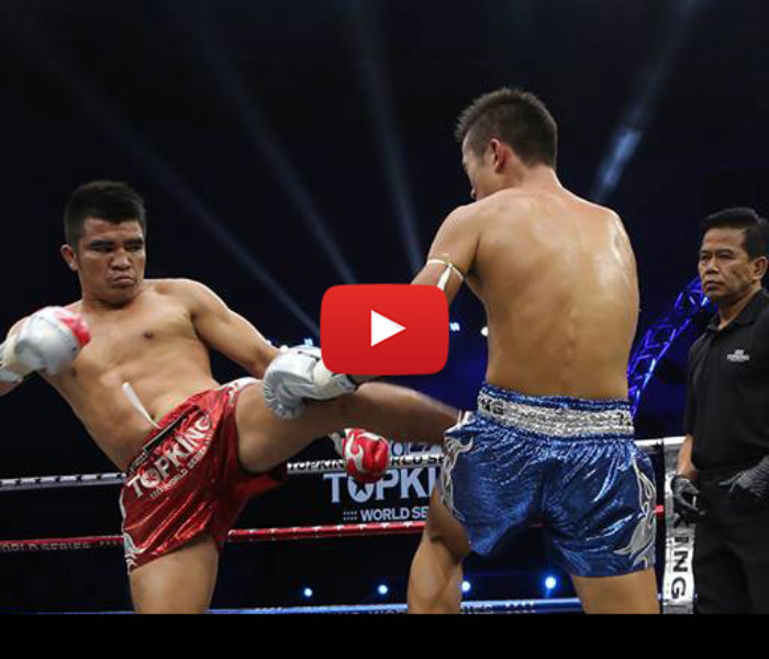 Videos: Rungravee, Yodwicha, Yodkhunpon Sitmonchai etc at TopKing World Series 9 (TK9) – 10 July 2016
