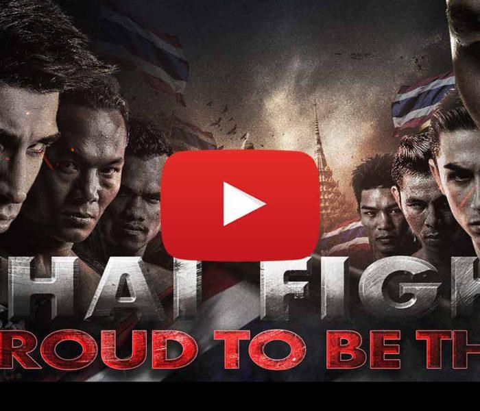 Video: Thai Fight   Proud to be Thai con Saenchai, Saiyok, PTT ecc – 23 Luglio 2016