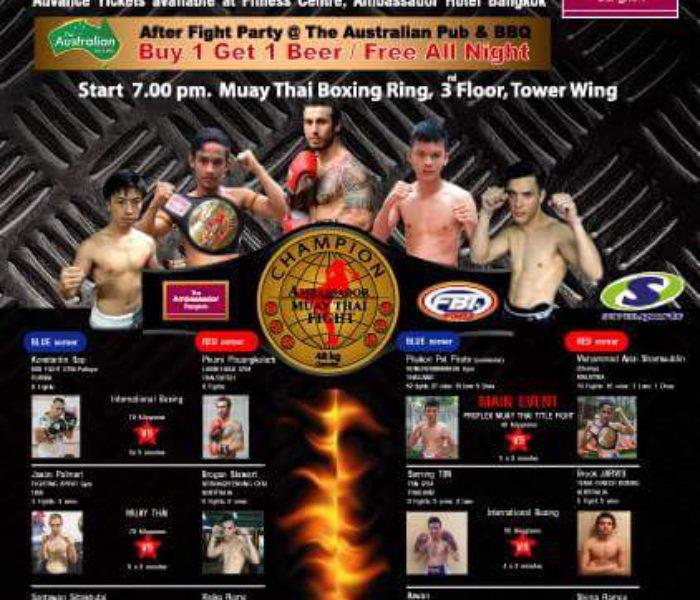(English) New Event in Bangkok