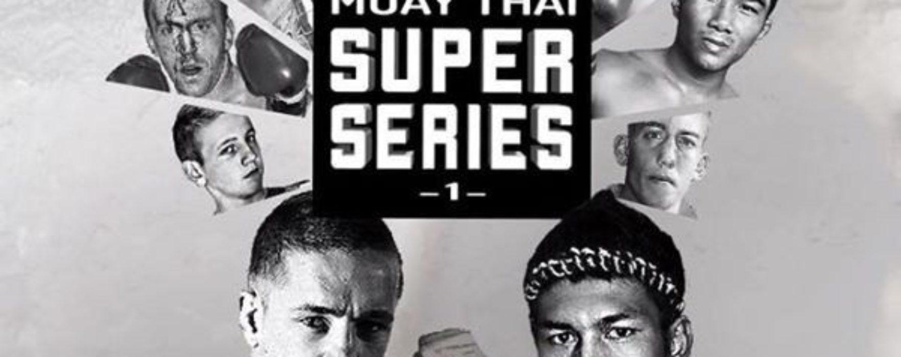Card: Armin vs Jordan Watson e Chagpuak vs Liam Harrison – Muay Thai Super Series – Australia – 12 Novembre 2016