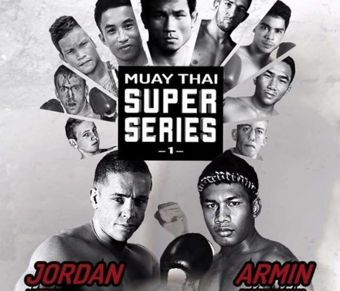 Card: Armin vs Jordan Watson e Chagpuak vs Liam Harrison – Muay Thai Super Series – Australia – 12 Novembre 2016