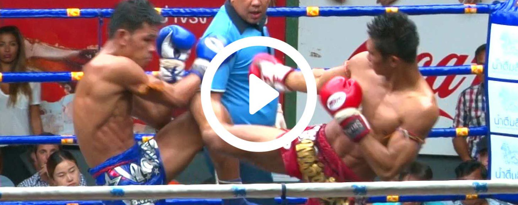 (English) Videos / Results: Panpayak vs Ponake & more – Rajadamnern – 22nd August 2016