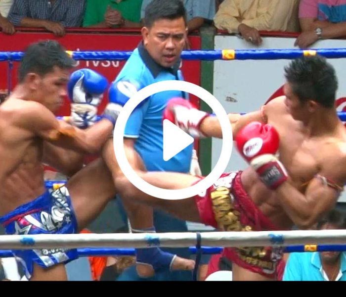 Videos / Results: Panpayak vs Ponake & more – Rajadamnern – 22nd August 2016
