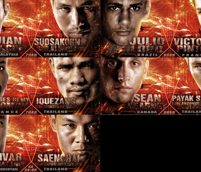 Card / Streaming: Thai Fight ft Saechai, Sudsakorn, Sayiok etc – Bangkok – 20/08/2016