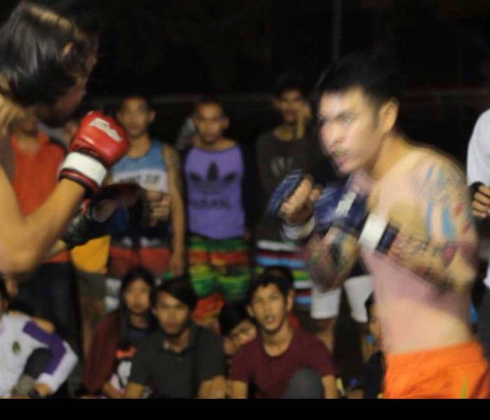 "Flash News: La Thailandia si da ai ""Fight Clubs"""