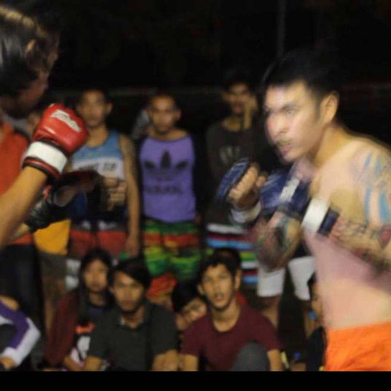 "Flash News: Thailand gets into ""Fight Clubs"""