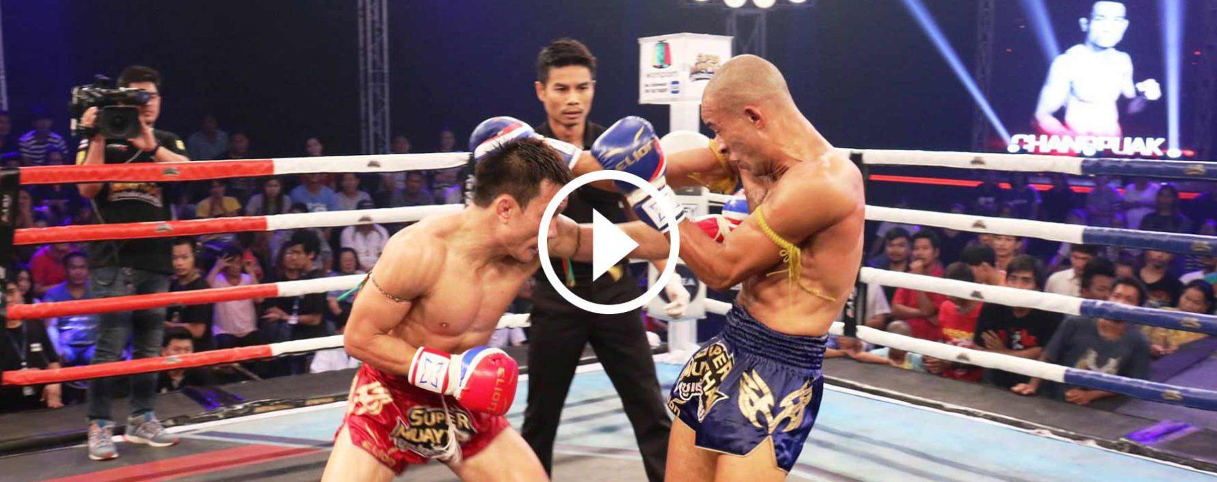 Video: Christian Zahe vs Changpuak Jetsada Pongtong – Super Muay Thai Marathon – 31st July 2016