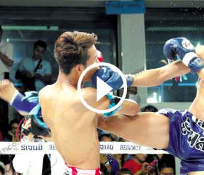 (English) Video: Yodpanomrong Jitmuangnont defeats Ritheevada Sor.Niapapon for the Channel 7 title – 31/07/2016