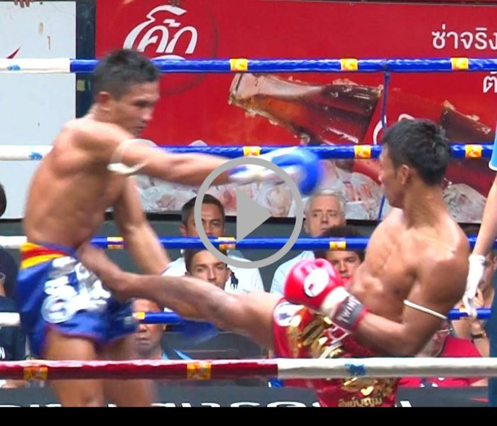 Videos: Kongsak vs Kiatpet, Gingsanlek vs Petmuangchon etc – Rajadamnern – 4th August 2016