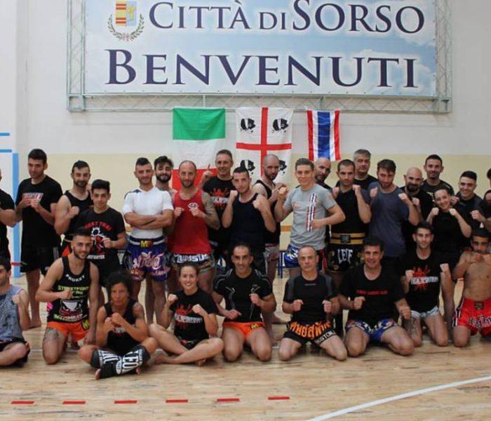 (Italiano) Chok Dee Fighter di Antonio Mannu: una nuova palestra a Sorso (Sassari)