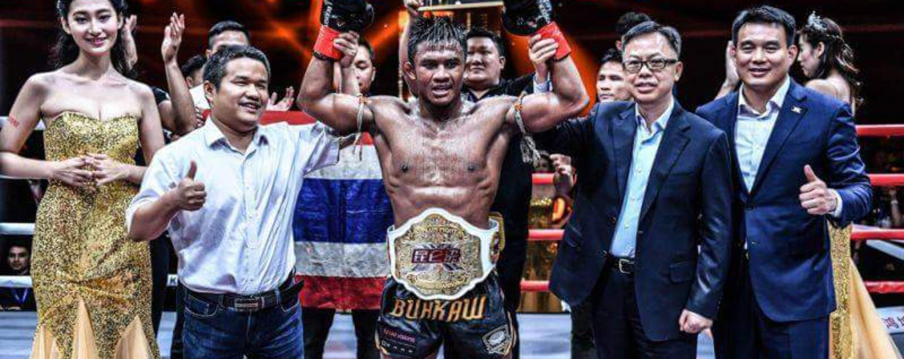 Results & Videos: Kunlun Fight 53 – Buakaw, Sitthichai, Superbon, Dylan Salvador…