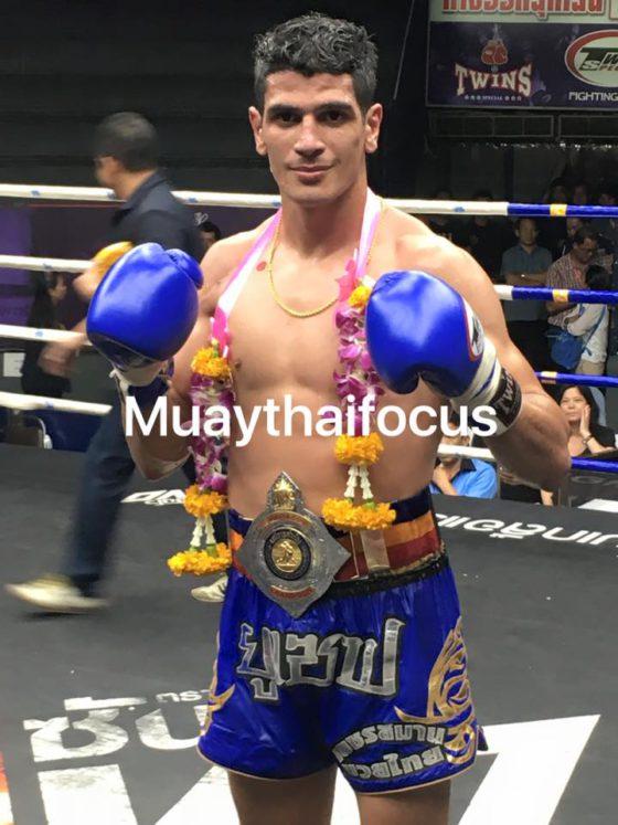 Youssef Boughanem Raja Champion