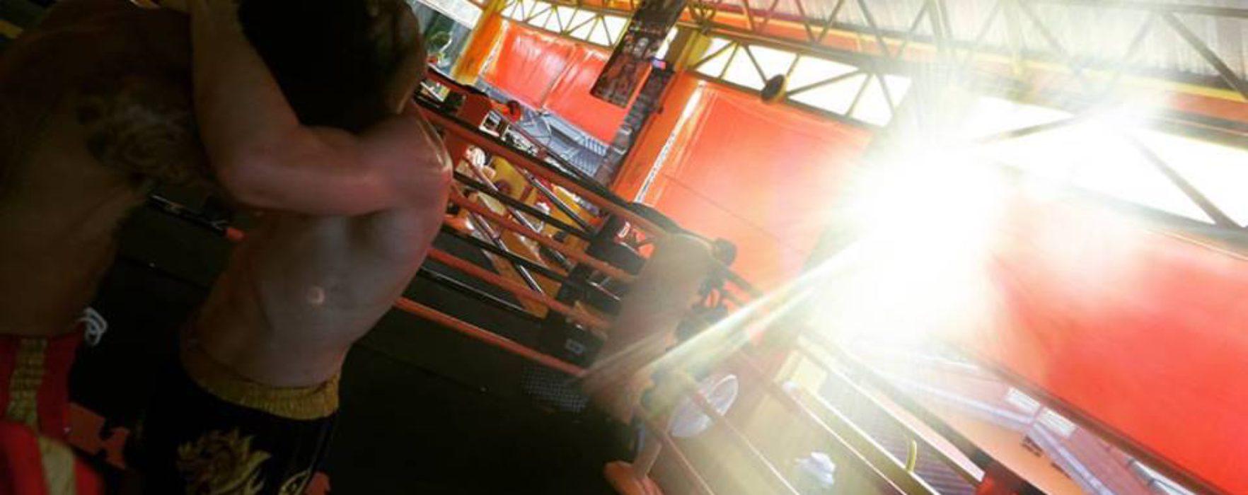 Curiosità: Allenarsi da principiante in Thailandia con veri campioni di Muay Thai