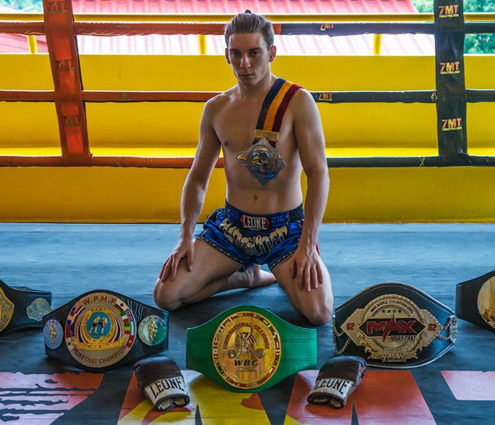 (Italiano) Video: Highlights Mathias 7 Muay Thai mid-2016