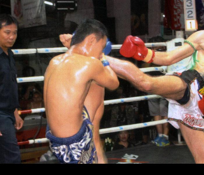 Carlos Coello Canales wins Northern Thailand belt