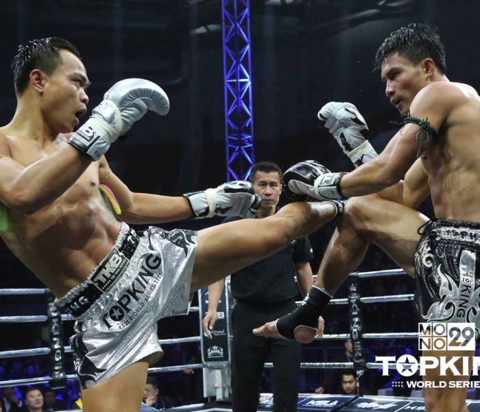 Video & Results: Top King World Series (TK11) – Yodvicha, Rungravee, Yodkhunpol, Mathias, etc – Nanchang (China) – 27/11/2016