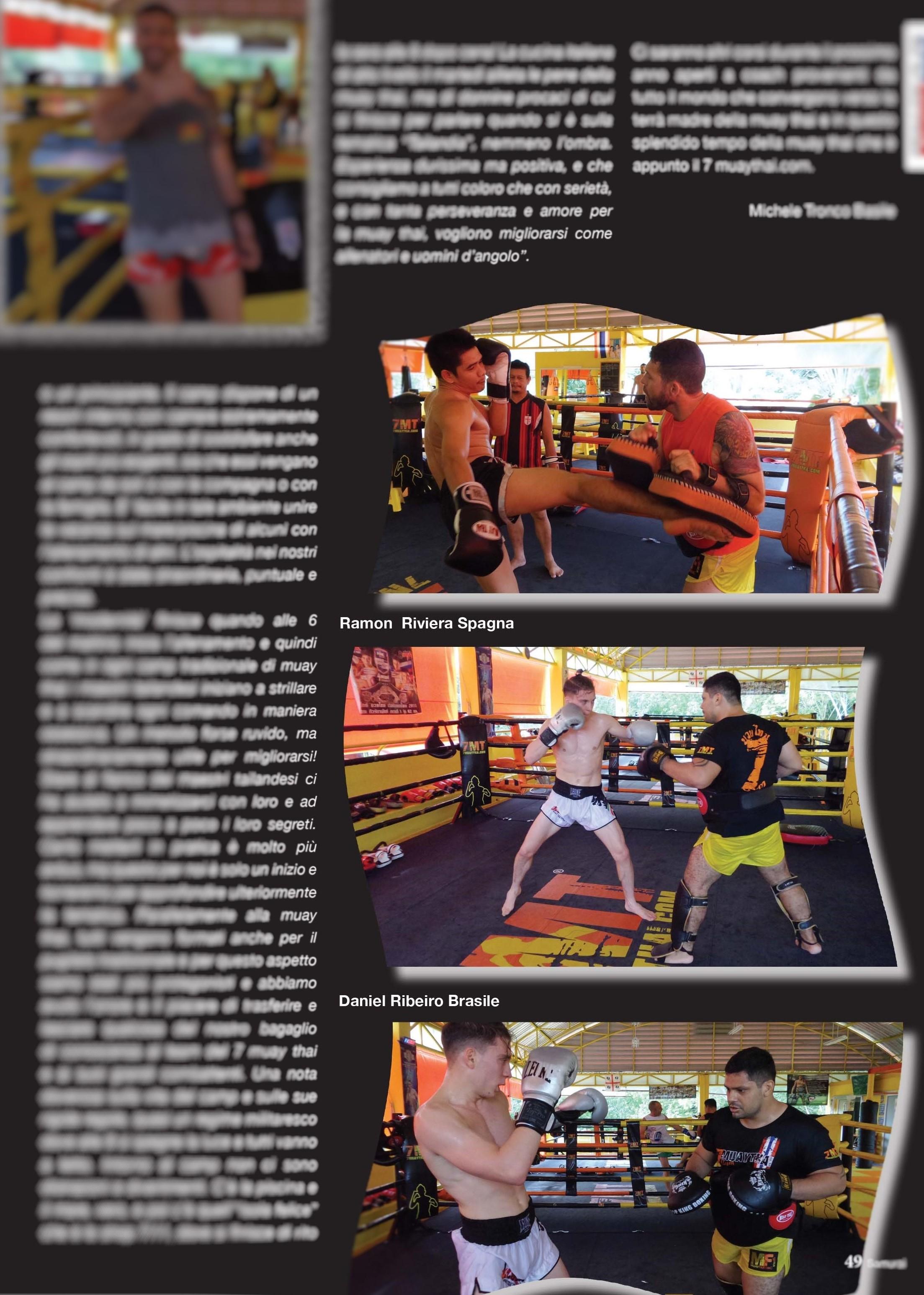 samurai 7 Muay Thai 1