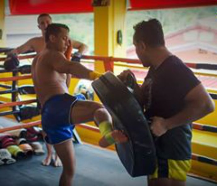 Moises' journey: a Brazilian coach on a quest for real Muay Thai