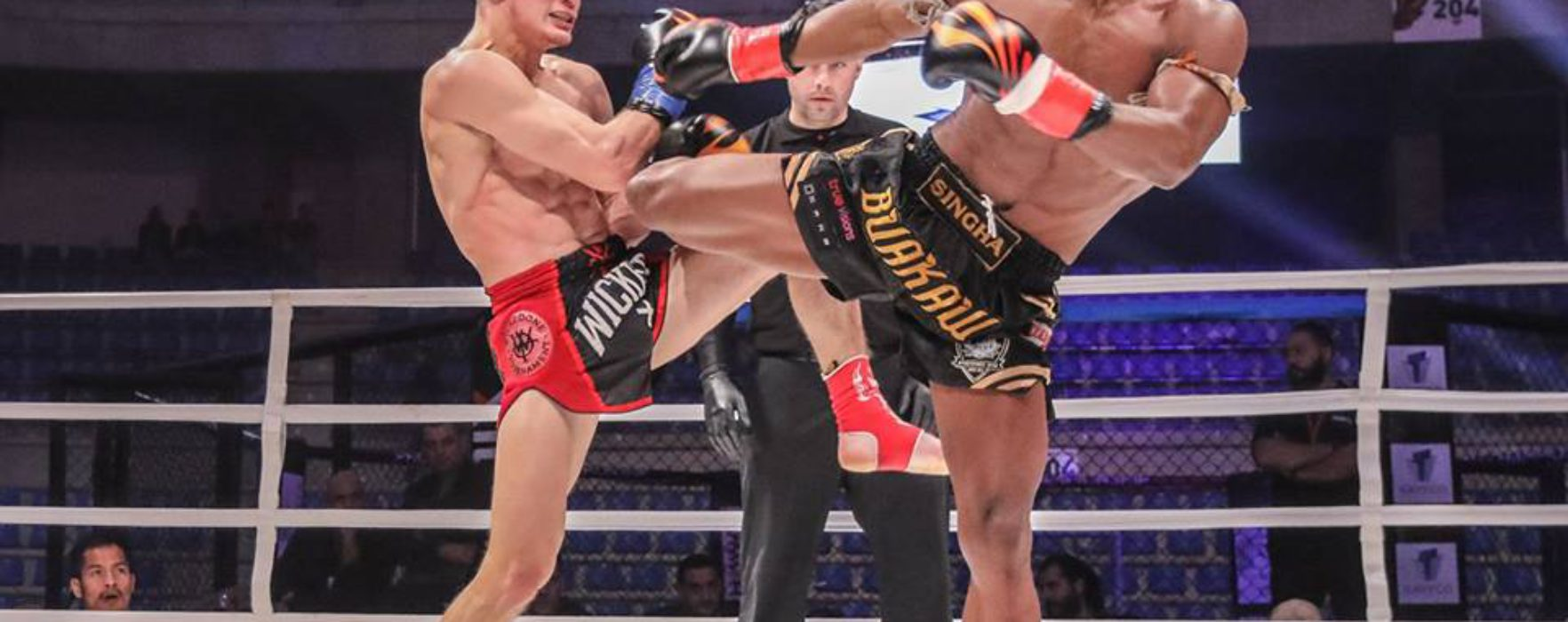 Video e risultati: Buakaw vs Kulebin – Phoenix Fighting Championship – 10/12/2016