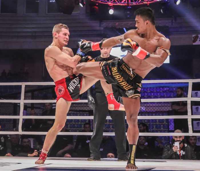 Video & Results: Buakaw vs Kulebin – Phoenix Fighting Championship – 10/12/2016