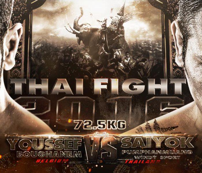 Video & Results: Sudsakorn vs Pinto, Sayok vs Boughanem, etc – Thai Fight 2016 Finals – 24/12/16