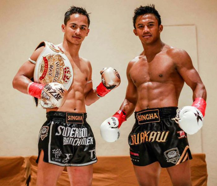 Videos & Results: Kunlun fight 56 – Buakaw, Superbon, Jomthong, Kulebin, etc – 1 Jan 2017