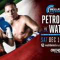 Card: Oktagon/Bellator – Petrosyan, Watson, Ross, Schilling and many others – December 10th 2016