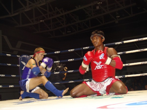 Buakaw muay thai olympics recognition