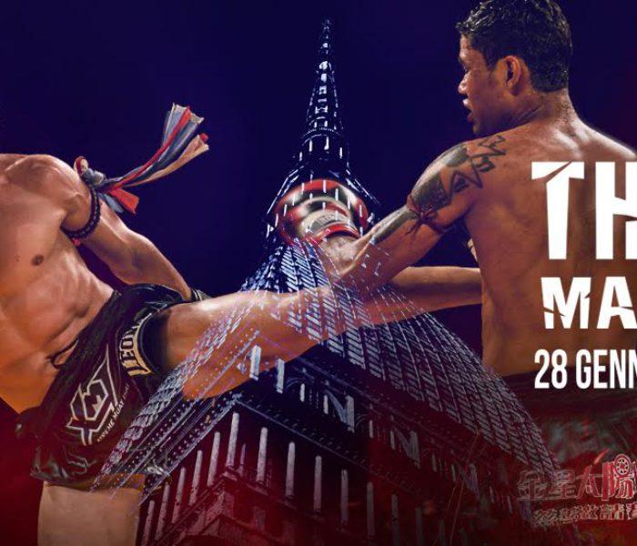 """(Italiano) Arriva """"Thai Boxe Mania"""", l'evento di Muay Thai più atteso!"""