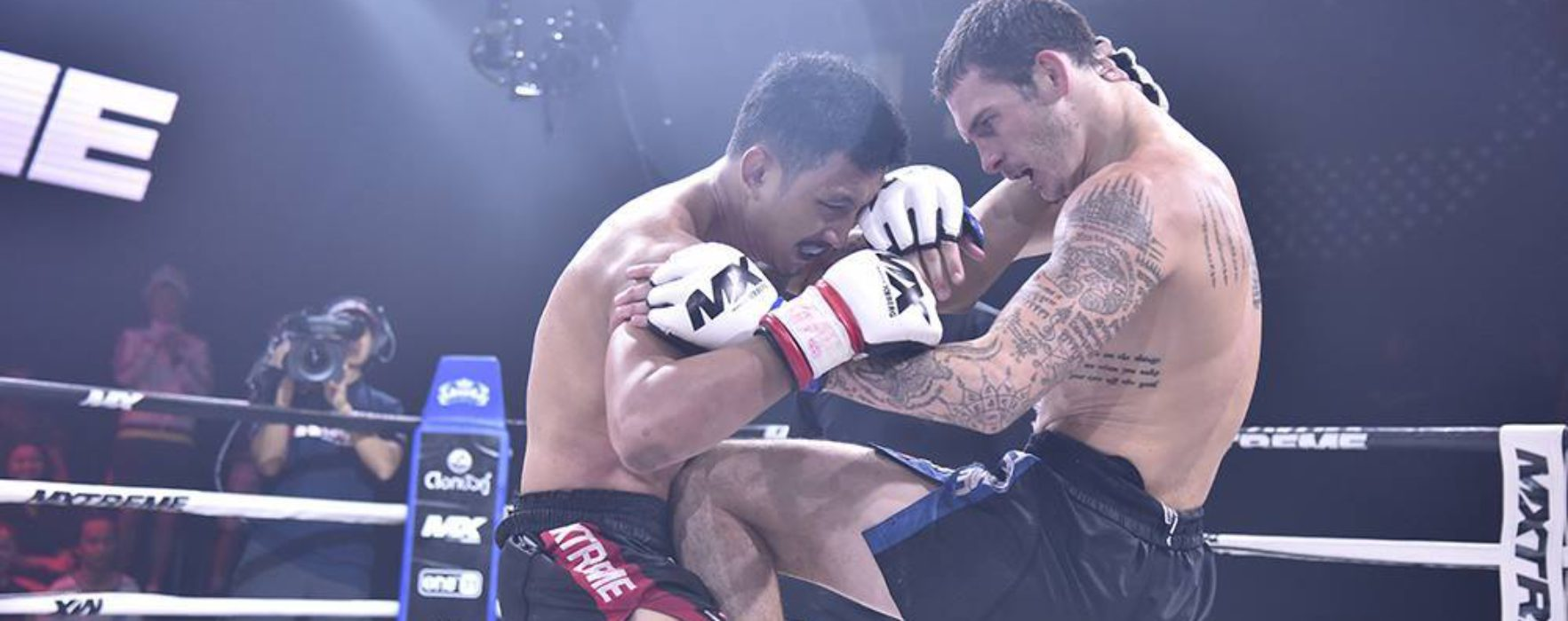 Video: Pakorn headlines MuayXtreme event – 23/12/2016
